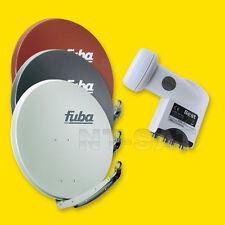 Fuba DAA 850 - Satellitenschüssel 85cm + Best LNB Quad