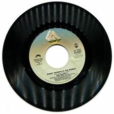 "45 rpm Air Supply ""Every Woman in the World"" & ""My Best Friend"" 1980 Arista"