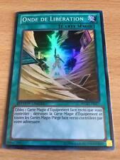 Carte Yu-Gi-Oh! WGRT-FR077 Onde de Libération (Super Rare) EDITION LIMITEE