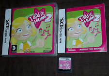 "NINTENDO DS GAME """"I DID IT MUM 2 (GIRL) """"VERY GOOD CONDITION"