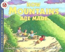 How Mountains Are Made (Let's-Read-and-Find-Out Science 2)-ExLibrary