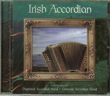 IRISH ACCORDION - VARIOUS ARTISTS - CD