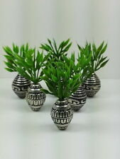 """Miniature Plants for 1:6 Scale Barbie Doll or 1:12 or 1"""" Scale Dollhouse - PL37"""