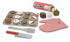 Plätzchen Holz Kinderküche Kuchenblech 30 Teile