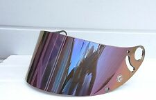 Aftermarket Shark Espejo iridio Visera iridium Visor Shield RSR RSR2 RSX RS2