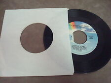 """GEORGE STRAIT- TOO MUCH OF TOO LITTLE/ LOVE WITHOUT END, AMEN  7"""" LP"""