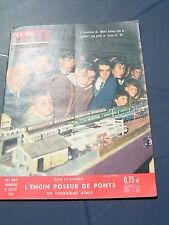 vie du rail 1961 806 SAINT MARIENS SAINT YZAN LE PONTHOU PLOUIGNEAU El Ferrocarr
