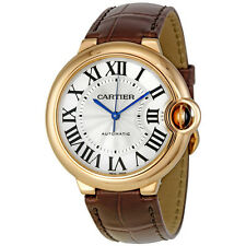 Cartier Ballon Bleu Silver Dial Unisex Watch W6900456