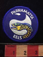 Eel Patch Parramatta Eels Australia Professional Rugby League Football Club 71U5