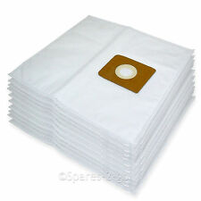 10 x Cloth Vacuum Bags For Nilfisk King Series Hoover Bag