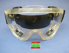 Dental Medical Veterinary Lab Protection Glasses Safety Goggles Clear TOSCANA
