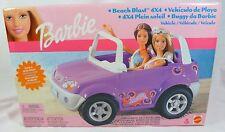Barbie Beach Blast 4x4 Jeep (2002), New in Box (NIB)
