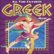 All Time Favorite Greek Music - Various Artists(CD, 2005, Kado Records) (cd6741)