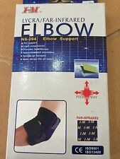 NS204 Lycra Elbow Support