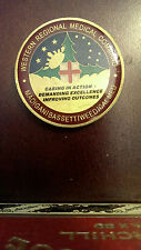 A26 Western Regional Medical Command Madigan Bassett Weed Cal Challenge Coin