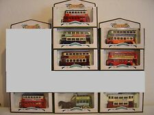 "LLEDO DAYS GONE, ""PICK N MIX"" BUYERS CHOICE OF 4 BUSES / TROLLEYBUS / TRAM"