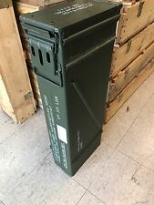 120 MM MORTAR US ARMY AMMO CAN PA-157 ILLUMINATING M120/M121