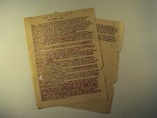 Unbelievable Jesuitical Oath / Jesuit / Society of Jesus / Catholic / Antique
