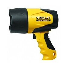 Stanley Waterproof Spotlight LED Rechargeable Flashlight Lamp Camping Boating