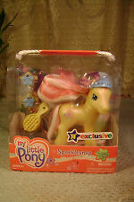 My Little Pony   Toys R Us Exclusive  My Little Pony  Sparklesnap   MIP  2004