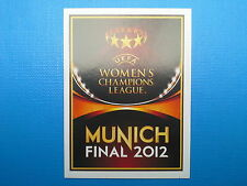 Panini Champions League 2011-12 n.558 UEFA Women's Champions League Final