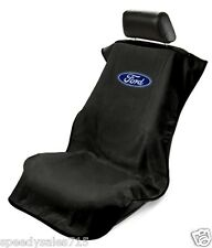 Seat Armour SA100FORB Black Ford Front Bucket Seat Cover Towel New Free Shipping