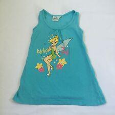 DISNEY blue Tinkerbell fairy summer dress baby girls 18-24 months clothes