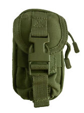 CONDOR ma45-001 MOLLE Modular I-Pouch iPod Cell Phone Nylon POUCH OLIVE OD Green