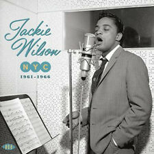 "JACKIE WILSON  ""NYC 1961-1966 - THE 60's NEW YORK SESSIONS""  2 CD 48 TRACKS"