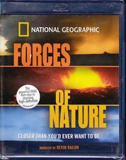 4 BLURAY SET FORCES OF NATURE COLLAPSE National Geographic IMAX - Jared Diamond