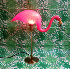 Pink Flamingo Lamp Vintage Camper RV Florida Room Don Featherstone - Grazing