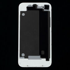 White for iPhone 4 GSM + Tool Replacement Battery Rear Back Cover Glass Door FT