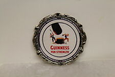 DOLLS HOUSE Pub Guinness Silver Tray