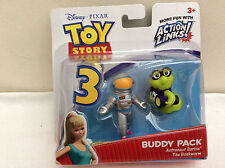 Mattel Toy Story 3 Buddy Pack - Astronaut Barbie/The Bookworn    UNOPENED !