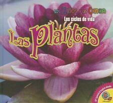 Ninos y la Ciencia Los Ciclos de Vida Ser.: Las Plantas by Aaron Carr (2014,...