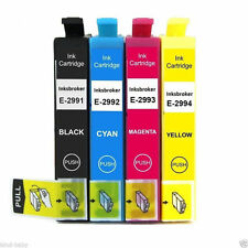 4 Ink Cartridges for Epson Expression XP-235 XP-332 XP-335 XP-432 XP-435