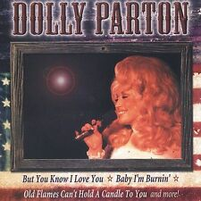 DOLLY PARTON - All American Country (Best of / Greatest Hits) CD