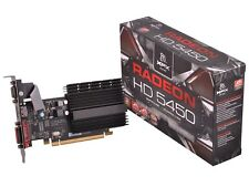 XFX AMD Radeon HD 5450 Silent Graphics Card DX11 1GB DDR3 PCI-E HDMI/DVI/VGA