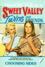 Choosing Sides (Sweet Valley Twins, No 4), Jamie Suzanne, Francine Pascal, 05531