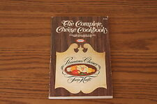 1974 The Complete Cheese Cookbook Booklet Recipes Kraft Romance