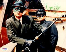 PSA/DNA VAN WILLIAMS AS THE GREEN HORNET AUTOGRAPHED-SIGNED 8X10 PHOTO AA12158
