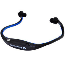 Sports Wireless Bluetooth Stereo Headset Headphone Earphone for Smart Cellphones