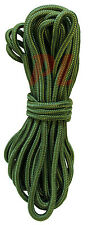 3/8'' x 50 Ft. Utility Rope 1350 lbs Tensile Strength Tie Down Nylon Rope-GREEN