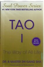 Tao I : The Way of All Life by Dr Zhi Gang Sha (hbdw 2010) includes CD