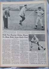 PETE ROSE JUMP ROPE AD PAGE CUT OUT