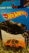 HOT WHEELS knifht rider  GENERAL LEE DUKES OF HAZZARD  kitt car super cool
