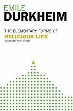 The Elementary Forms of Religious Life, Emile Durkheim, Acceptable Book