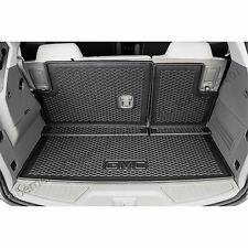 23190664 OEM Integrated Cargo Area & Back of Seat Liner Fits 2015-2016 Acadia GM