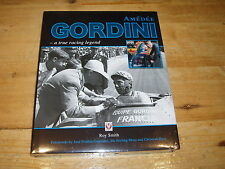 Sale Book - Amedee Gordini-A True Racing Legend. Was £55.00. Still Shrinkwrapped