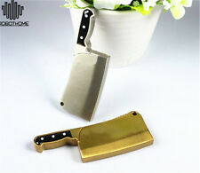 Knife-Model Funny Gas Lighter Easily for Gift/Collection (Random Color)